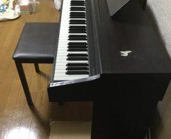 【登米市中田町】電子ピアノの回収☆時間がない中、すぐに対応してもらえたとお喜びいただけました!