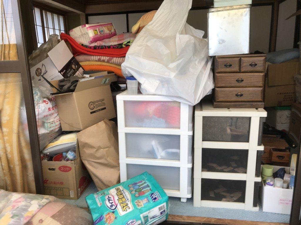 【気仙沼市】遺品整理で大量の出張不用品回収・処分ご依頼 お客様の声