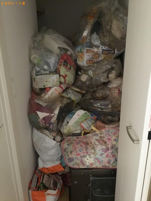 【大崎市】細々した大量のごみ回収処分ご依頼 お客様の声