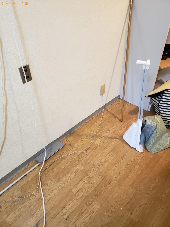 【仙台市青葉区】ダイニングテーブル、冷蔵庫、冷凍庫等の回収・処分 お客様の声