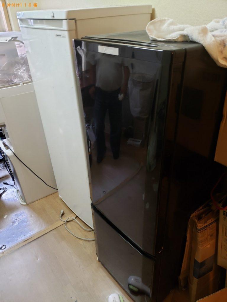 【大和町】ダイニングテーブル、冷蔵庫、冷凍庫等の回収・処分 お客様の声