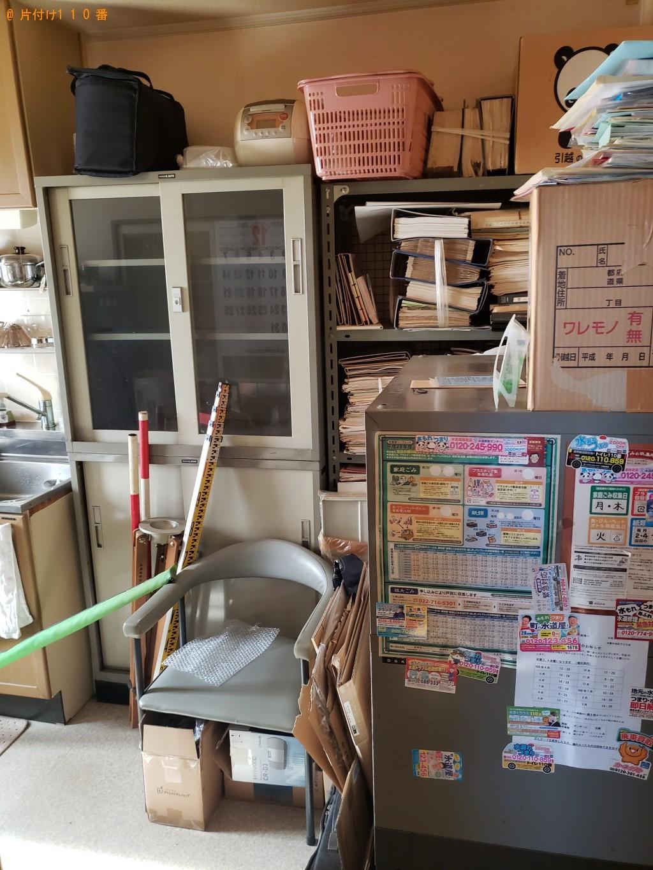 【仙台市太白区】椅子、本棚、本等の回収・処分ご依頼 お客様の声
