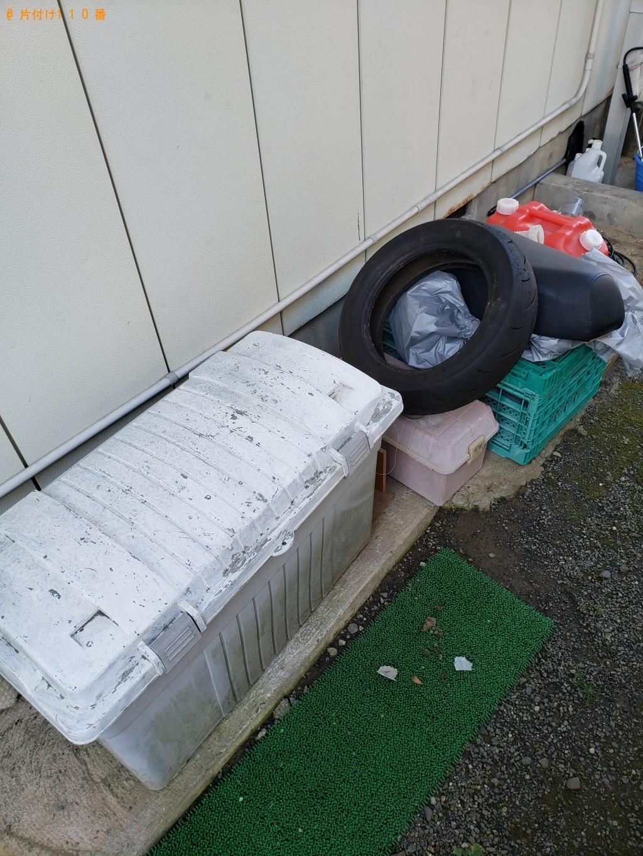 【多賀城市】軽トラック1台程度の出張不用品の回収・処分ご依頼