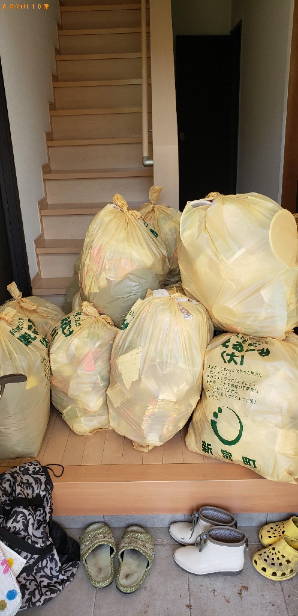 【仙台市】可燃ごみ、ペットボトルの回収・処分ご依頼 お客様の声