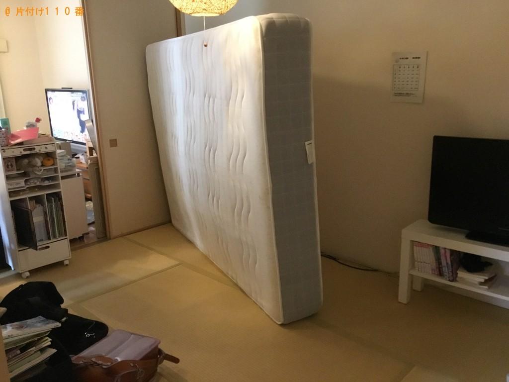 【仙台市】タンス、ダブルベッドの回収・処分と家具の移動ご依頼