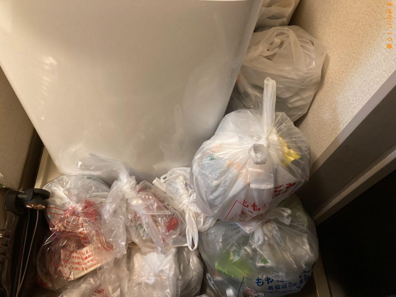 【気仙沼市】布団、ダンボール、一般ごみ等の回収・処分ご依頼
