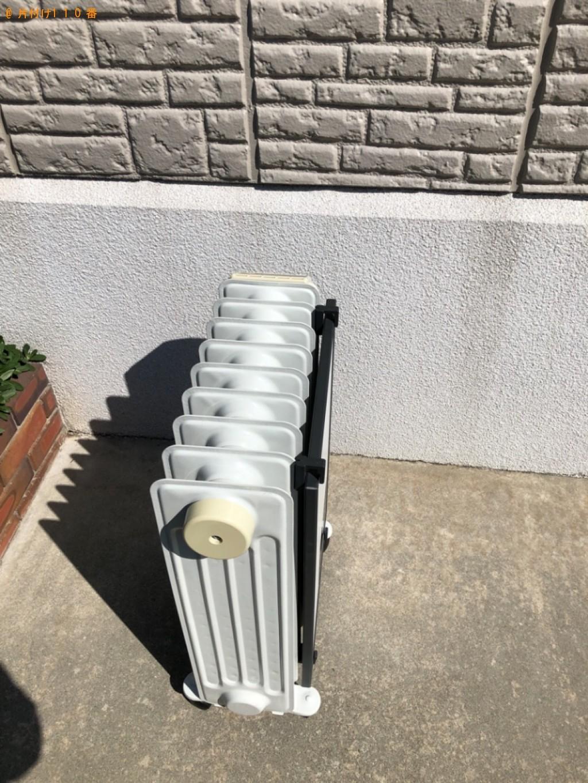 【仙台市】オイルヒーターの回収・処分ご依頼 お客様の声