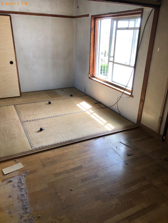 【仙台市】タンス、食器棚、テレビ台、下駄箱等の回収・処分ご依頼