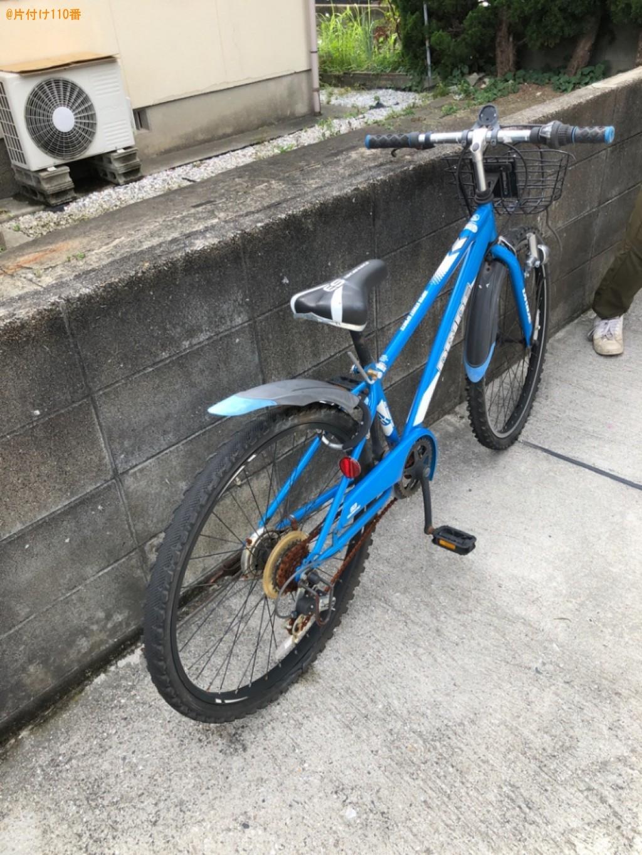 自転車、ホームベーカリー、四人掛けソファー等の回収・処分ご依頼