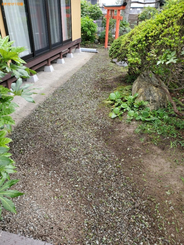 【仙台市泉区】草刈り作業ご依頼 お客様の声